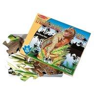 Melissa & Doug Puzzle De Podea T-Rex