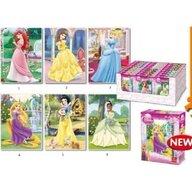 Puzzle Disney Printese (35 piese), 6 modele