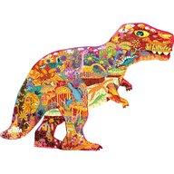 Mideer - Puzzle forma Dinozaur, 280 piese  MD3083