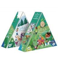 Londji - Puzzle educativ Haideti la munte! , Puzzle Copii, piese 36
