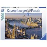Ravensburger - Puzzle Londra, 2000 piese