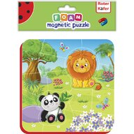 Roter Kafer - Puzzle magnetic Zoo  RK5010-04