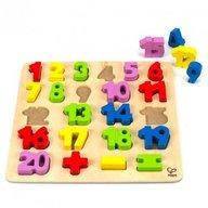 Hape - Puzzle - Numere