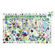 Djeco - Puzzle observatie 1000 de flori