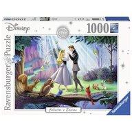 Ravensburger - Puzzle personaje Disney , Puzzle Copii, piese 1000