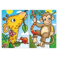 Orchard Toys - Puzzle animale Prieteni din jungla Puzzle Copii, piese12