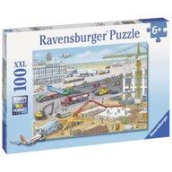 Ravensburger - Puzzle Santier pe aeroport, 100 piese
