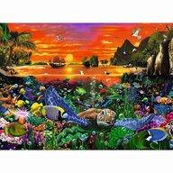 Ravensburger - Puzzle animale Testoasa Puzzle Copii, piese 500