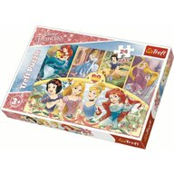 Trefl - Puzzle personaje Amintiri magice , Puzzle Copii , Maxi, piese 24, Multicolor