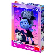 Dino Toys - Puzzle Vampirina Ballerina 48 piese