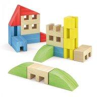 Quercetti - Joc constructie Toytown 22 piese