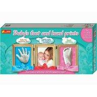 Ranok - Joc pentru copii amprenta mainii si piciorului copilului