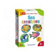 Ranok - Set creativ Animale marine , 8 magneti