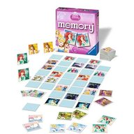Ravensburger - Jocul Memoriei - Printesele Disney