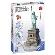 Ravensburger - Puzzle 3D Statuia Libertatii 180 piese