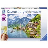 Ravensburger - Puzzle Hallstatt Austria, 500 piese