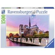 Ravensburger - Puzzle Pictura Notre Dame, 1500 piese