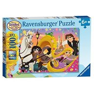 Ravensburger - Puzzle Rapunzel 100 piese