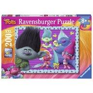 Ravensburger - Puzzle Trolls, 200 piese