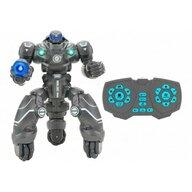 Globo - Robot de jucarie , Cu telecomanda, Cu sunete si lumini, Care merge si danseaza