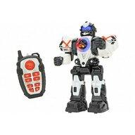 Globo - Robot de jucarie cu telecomanda pentru copii cu gloante sunete si lumini
