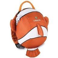 LittleLife - Rucsac cu ham detasabil Clownfish