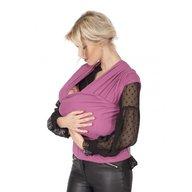 Sevi Baby - Sal purtare elastic cu suport lombar, Mov