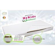 MyKids - Saltea Fibra Cocos  Bumbacel 120x60x11 (cm)