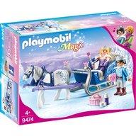 Playmobil - Sanie cu cuplu regal