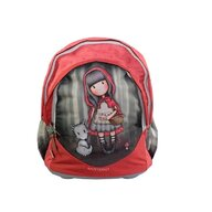 Santoro Gorjuss - Ghiozdan ergonomic baza rigida Little Red Riding Hood