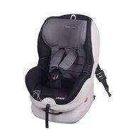 Coto Baby - Scaun auto Lunaro Spatar reglabil, Protectie laterala, 9-18 Kg, cu Isofix, Gri