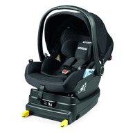 Peg Perego - Scaun auto Primo Viaggio i-Size, baza i-size inclusa, 0-13 Kg, Onyx