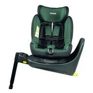 Peg Perego - Scaun auto Primoviaggio 360 Forest Spatar reglabil, Protectie laterala, Rotire 360 grade, 0-18 Kg