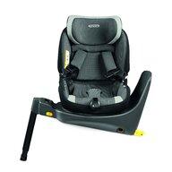 Peg Perego - Scaun auto Primoviaggio 360 Lunar Spatar reglabil, Protectie laterala, Rotire 360 grade, 0-18 Kg