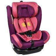 Scaun Auto Riola plus cu Isofix Crocodile Pink 0-36 kg