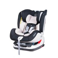 Coletto - Scaun auto Vento, cu Isofix si Top-Tether, 0-25 kg, Black