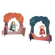 Egmont toys - Jucarie cu activitati Scena mica , Pentru teatru de papusi