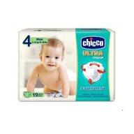 Chicco - Scutece  Ultra Fit & Fun Maxi, nr.4, 8-18kg, 19buc
