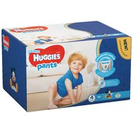 Huggies - Pants D Box (nr 4) Boy 72 buc, 9-14 kg