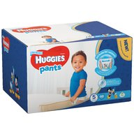 Scutece-chilotel Huggies Box Pants (nr 5) Boy 68 buc, 12-17 kg