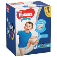 Huggies - Pants D Box (nr 6) Boy 60 buc, 15-25 kg