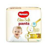 Scutece-chilotel Huggies Elite Soft Pants Convi Pack 4,  9-14 kg, 21 buc