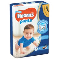 Huggies - Pants D Mega (nr 3) Boy 58 buc, 6-11 kg