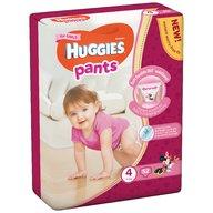 Huggies - Pants D Mega (nr 4) Girl 52 buc, 9-14 kg