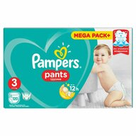 Pampers - Scutece Active Baby Pants 3, Mega Box, 120 buc