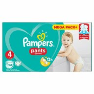 Pampers - Scutece Active Baby Pants 4, Mega Box Pack, 104 buc