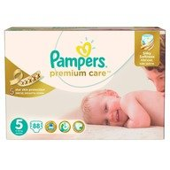Scutece Pampers Premium Care 5 Mega Box 88 buc