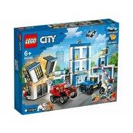 Set de constructie Sectie de politie LEGO® City, pcs  743