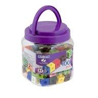 Miniland - Set 100 cuburi 2 cm