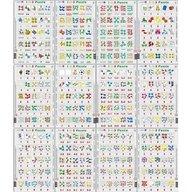 Larsen - Set 12 Puzzle-uri 1-2-3, 25 piese